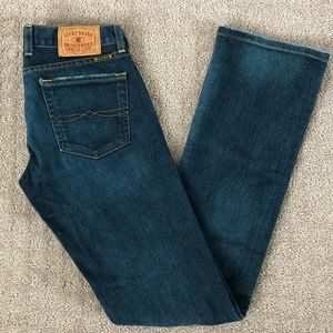 Lucky Brand Dungarees Jeans By Gene Montesano 25
